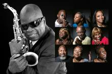 Maceo Parker with The Jones Family Singers