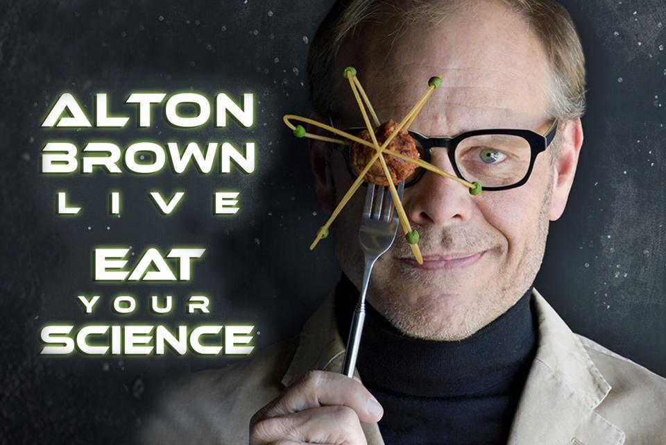 Alton Brown Live