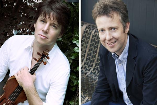 Joshua Bell, violin and Sam Haywood, piano